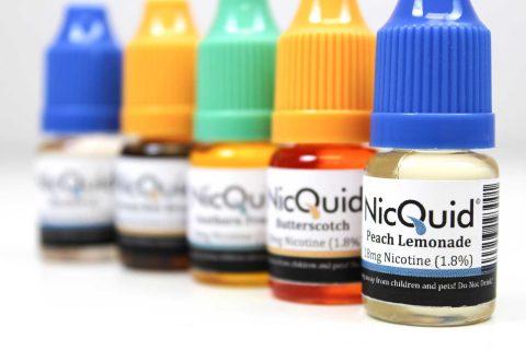 E-Liquid for vaping