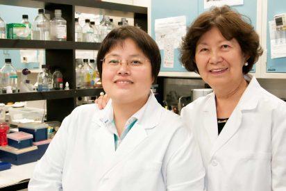 Jean Chen Shih and Pei Chuan Li