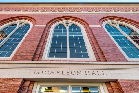Michelson Hall