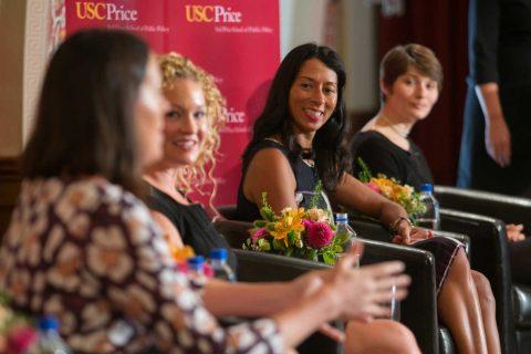Rose Olson, Lindsay Garcia, Jennifer McElyea and Jessica Palmquist talk about women real estate development