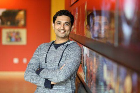 Arjun Rihan portrait