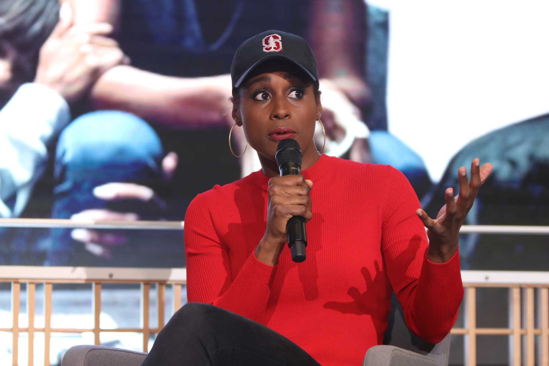 Issa Rae shares secrets with USC ...
