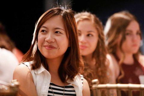 Lia Li USC Thanksgiving dinner