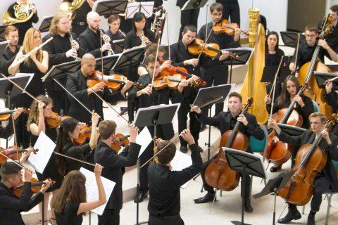 Kaleidoscope performing