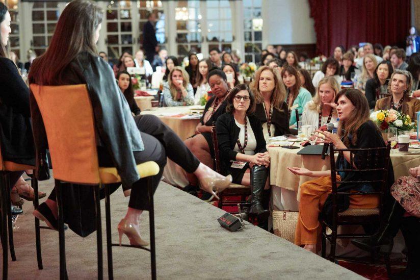 audience at ATHENA summit