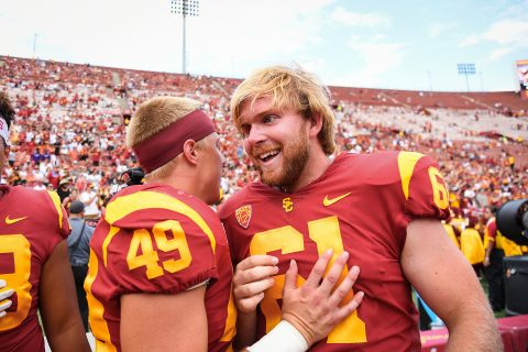Inspiring USC stories 2018: Trojans who inspired us: Jake Olson