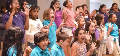 arts outreach for children