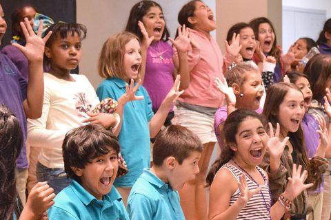 arts outreach for children