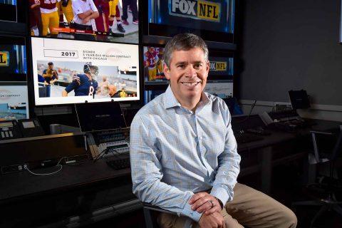 FOX Producer Jacob Ullman