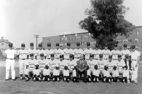 Baseball team from 1958
