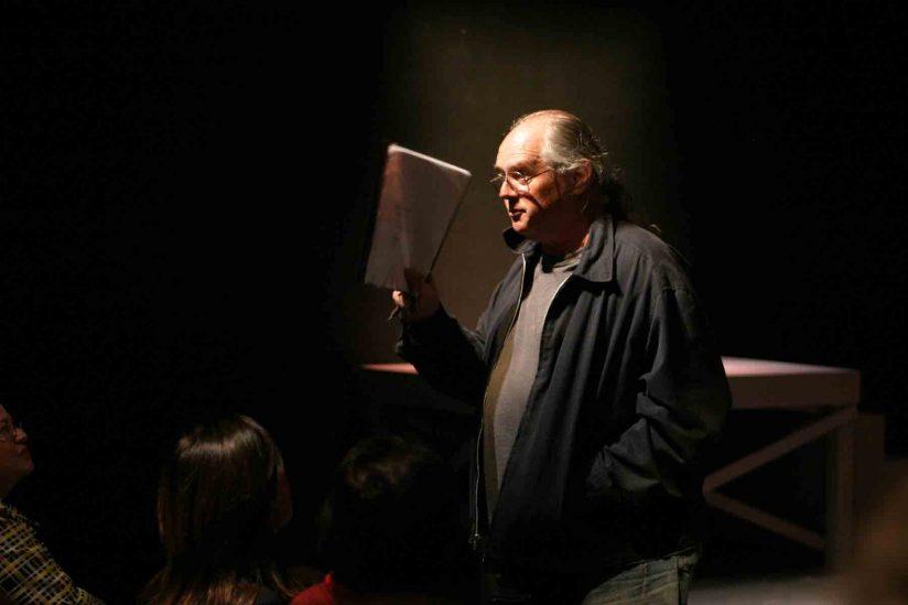 Jack Rowe directing