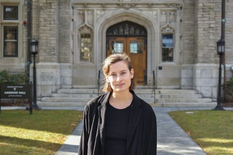 Allison Rosen at Harvard