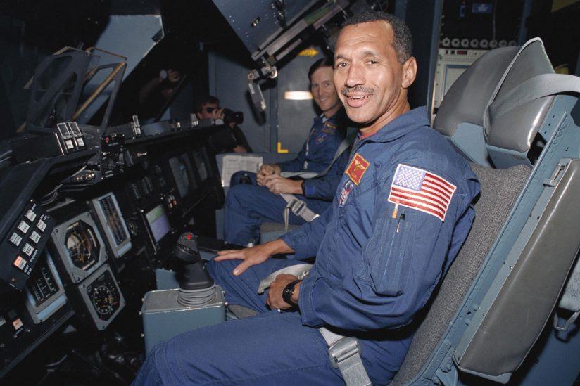 Charles Bolden Jr. astronaut