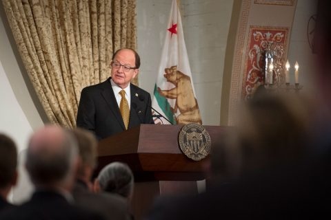 USC President Nikias delivers State of the University address