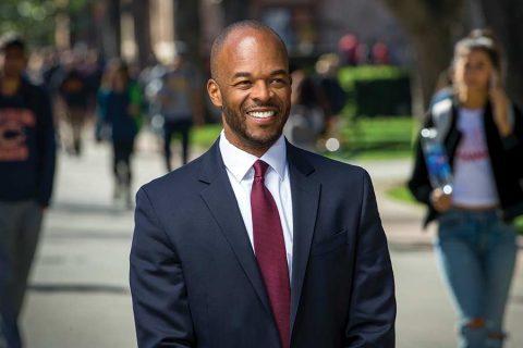 USC mentor Donald Dean