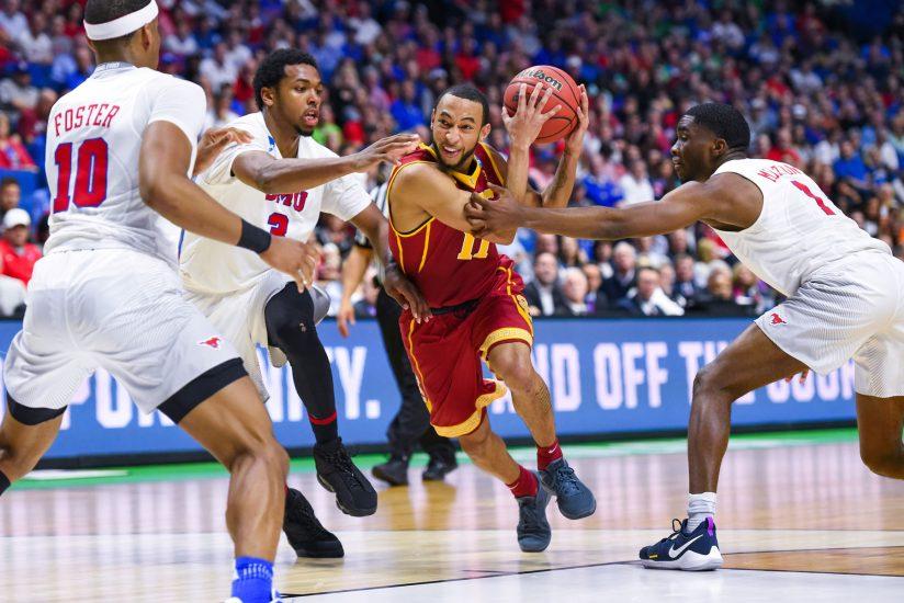 half off 08aca e9387 Jordan McLaughlin Basketball