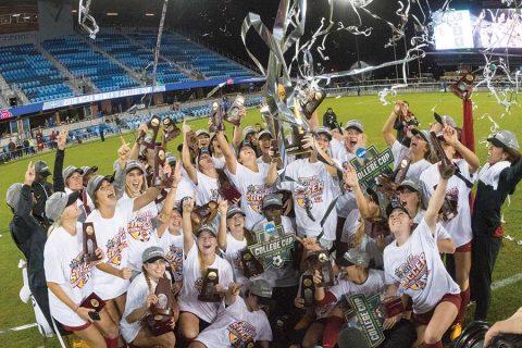 Will Ferrell USC soccer