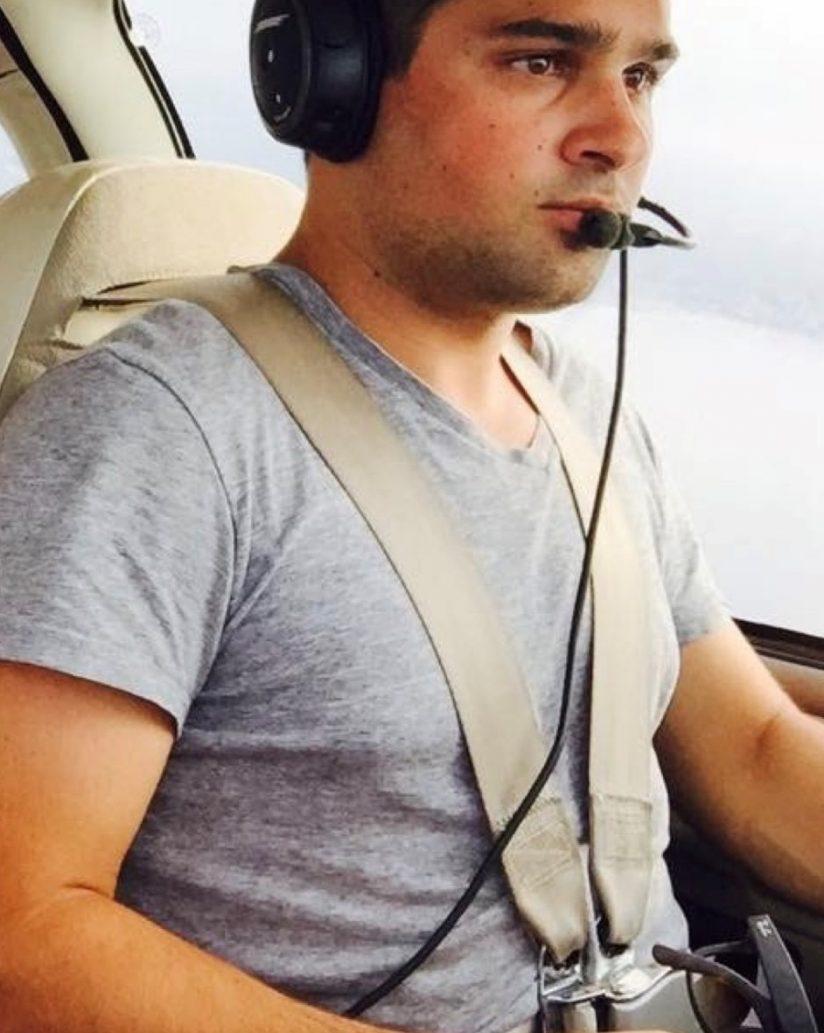 Israel Slodowitz pilot