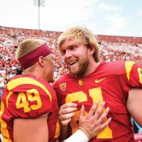 Jake Olson USC football