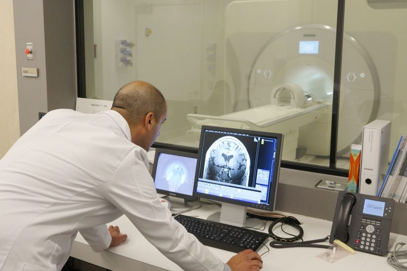 7T MRI scanner