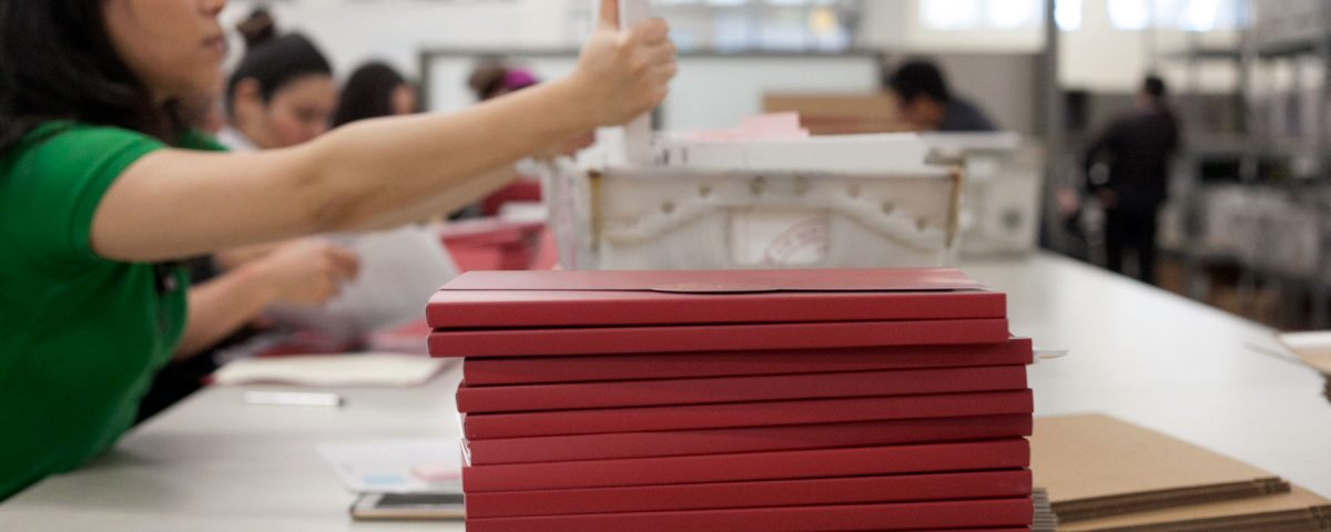 USC acceptance rate: admissions office packaging letters