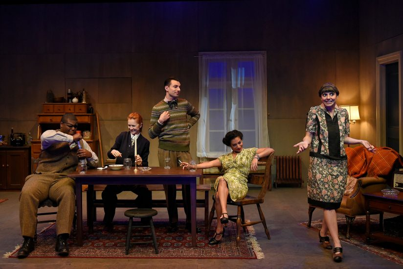 Bright Room Called Day (Revisted) production at USC