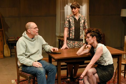 Bright Room Called Day Revisited production at USC directed by Warshofsky