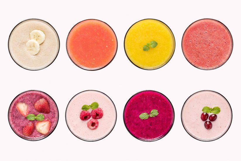 Fructose vs. glucose: Fructose found in juice