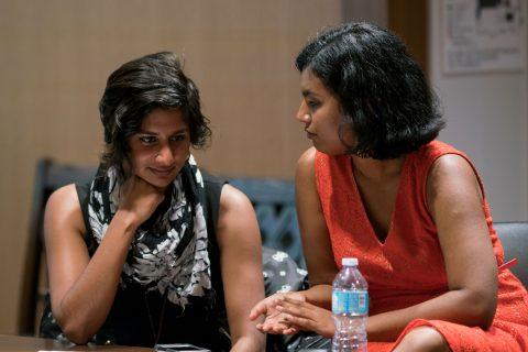 Nisha Kale and Anshika Niraj