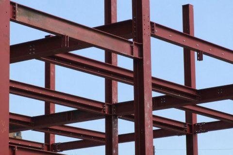 Steel beams, with analysis of Trump steel tariff