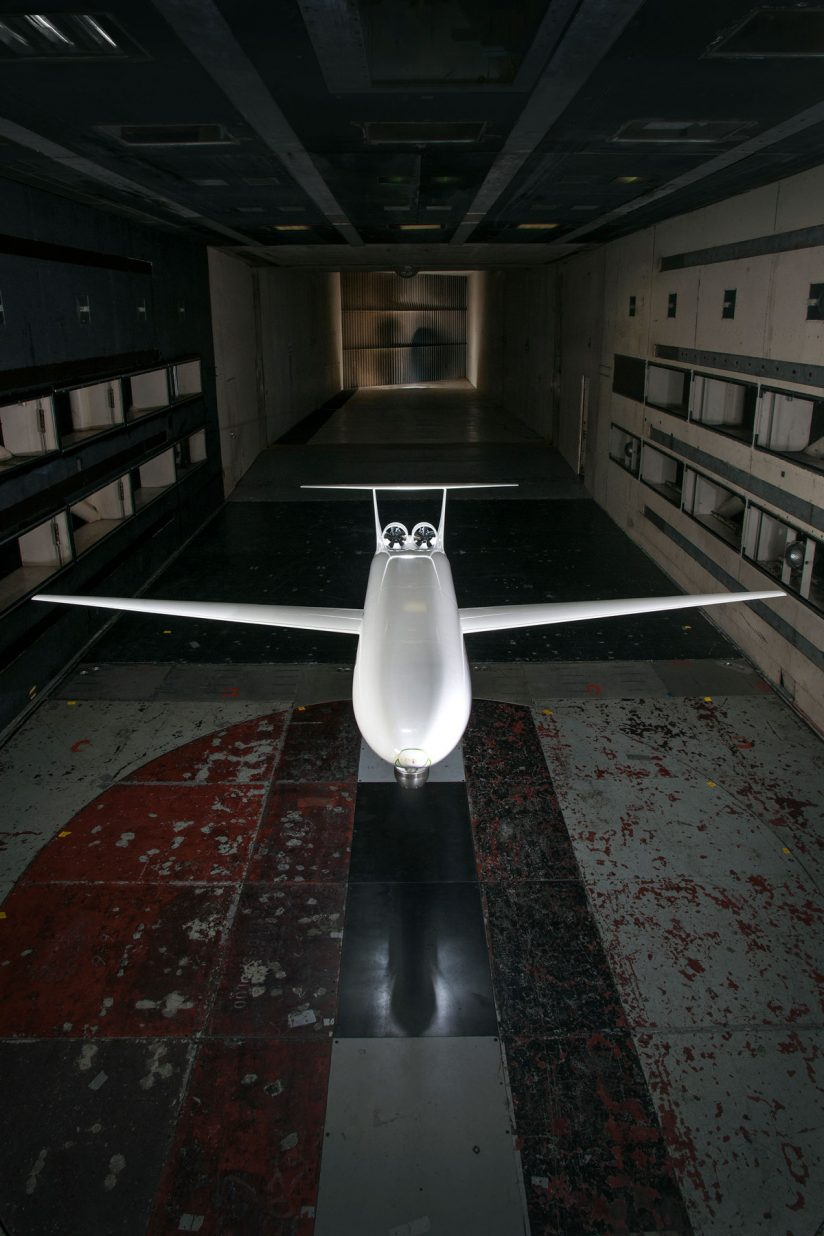 D8 Plane model designed by Uranga