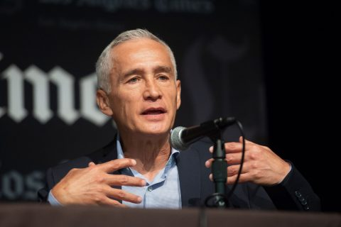 Jorge Ramos festival of books