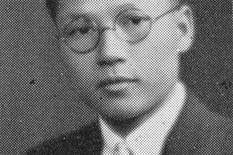 Albert T Quon in 1928