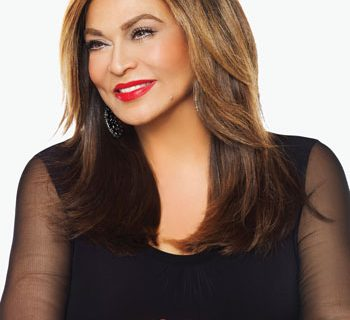 Tina Knowles Lawson at USC