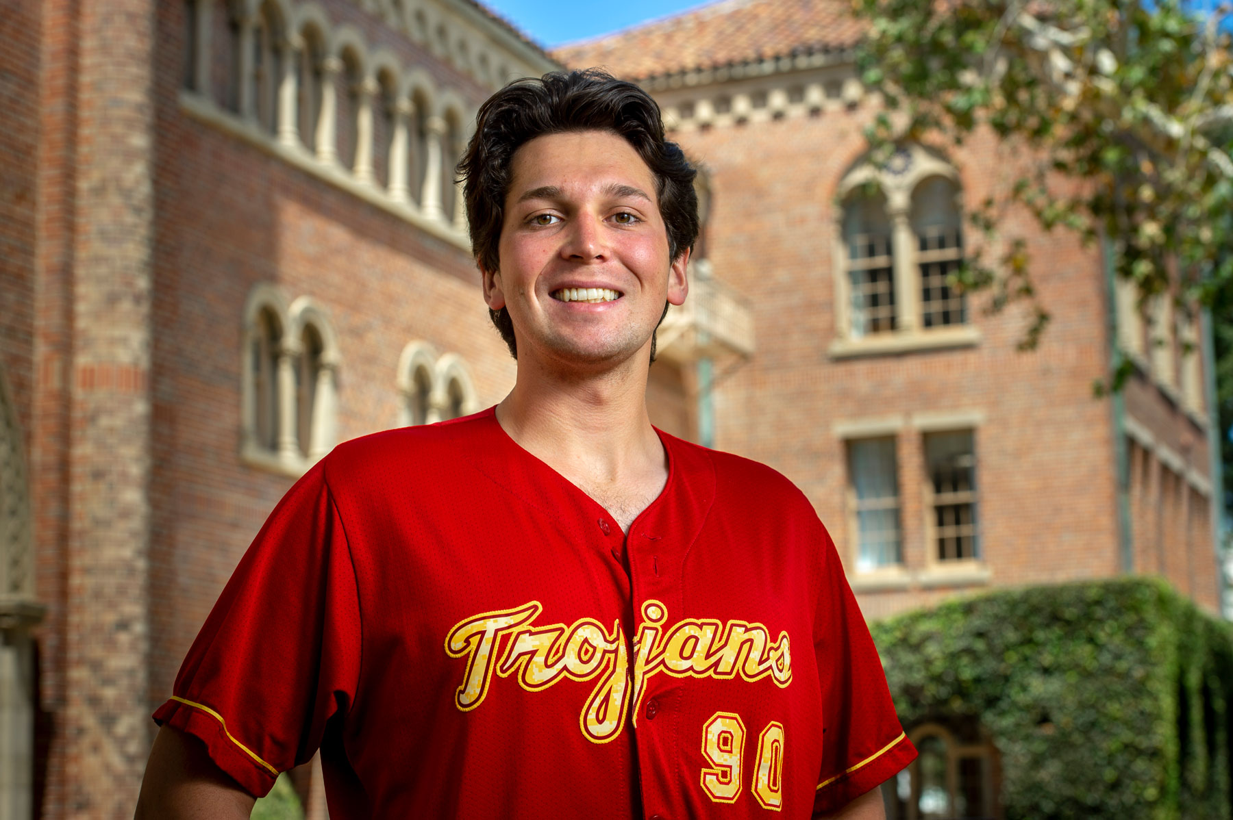 USC graduates then and now: Dan Brink