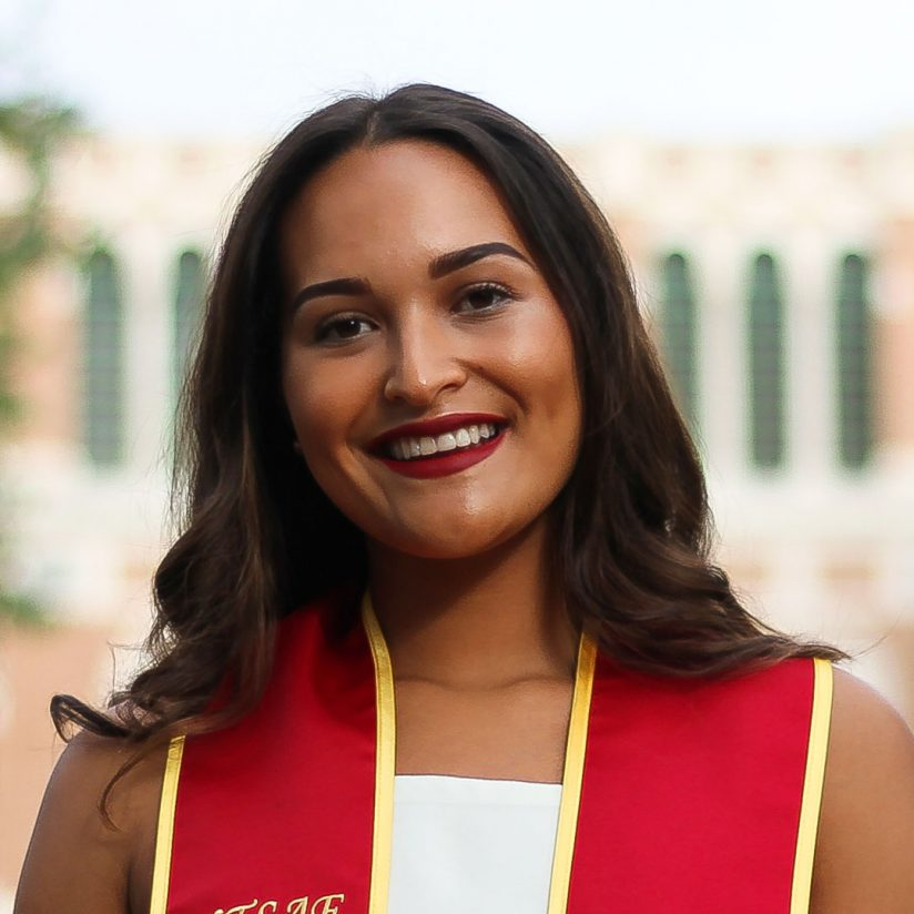 2018-2019 USC Fulbright Student Grant recipients: Felicitas Reyes