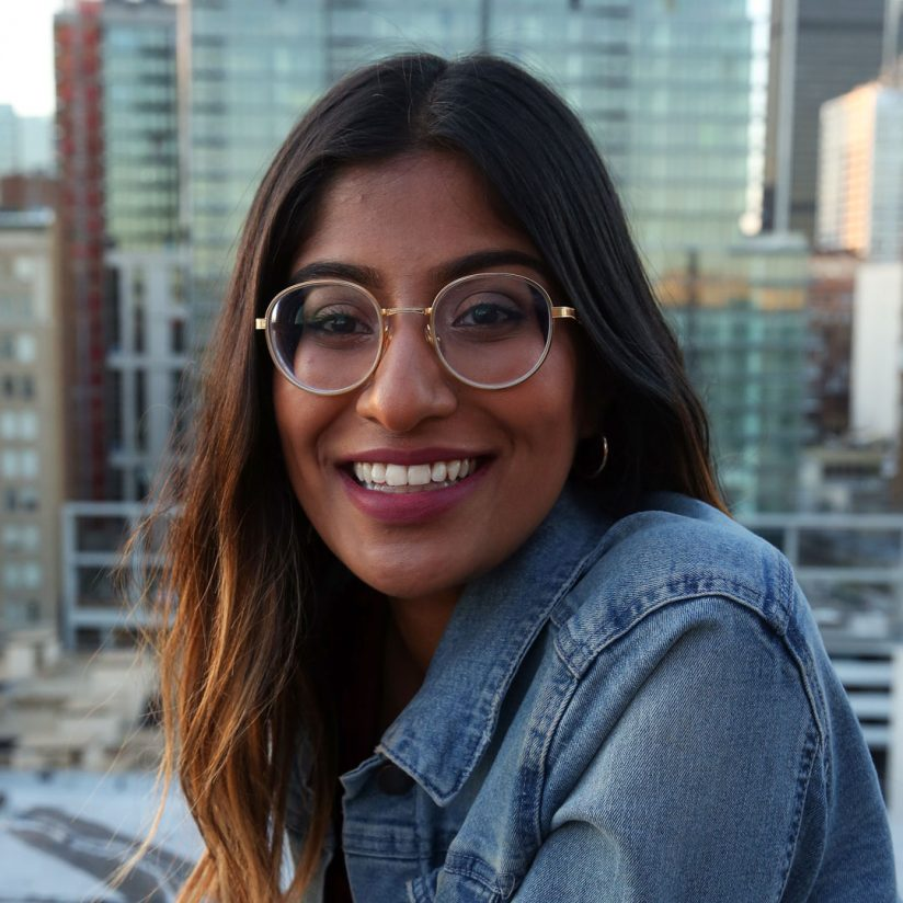 2018-2019 USC Fulbright Student Grant recipients: Geetha Somayajula