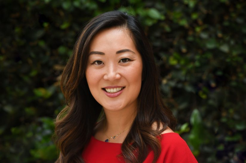 Jaime Lee, newest member of the USC Board of Trustees