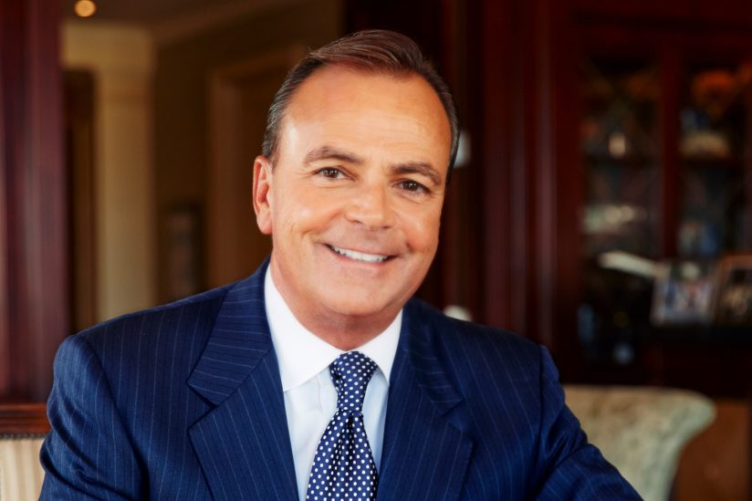 Rick Caruso new chair of USC Board of Trustees