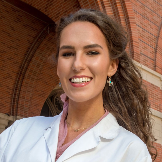 2018-2019 USC Fulbright Student Grant recipients: Sophie Wix