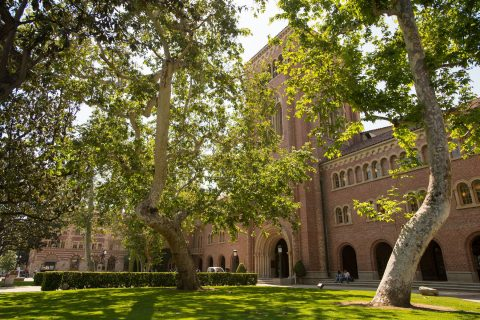 USC Bovard Administration Building