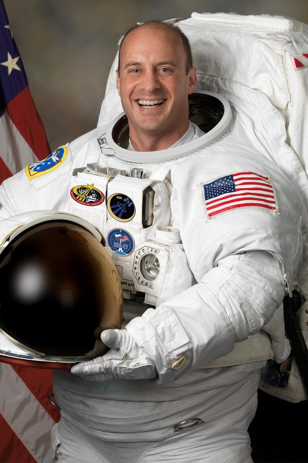 Garrett Reisman, joining the USC Department of Astronautical Engineering