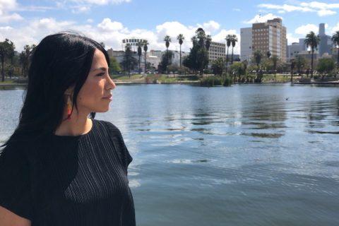 Stephanie Canizales studies undocumented child immigrants