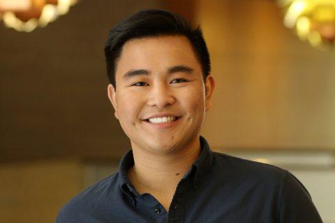 Stamps Scholar Eric Deng