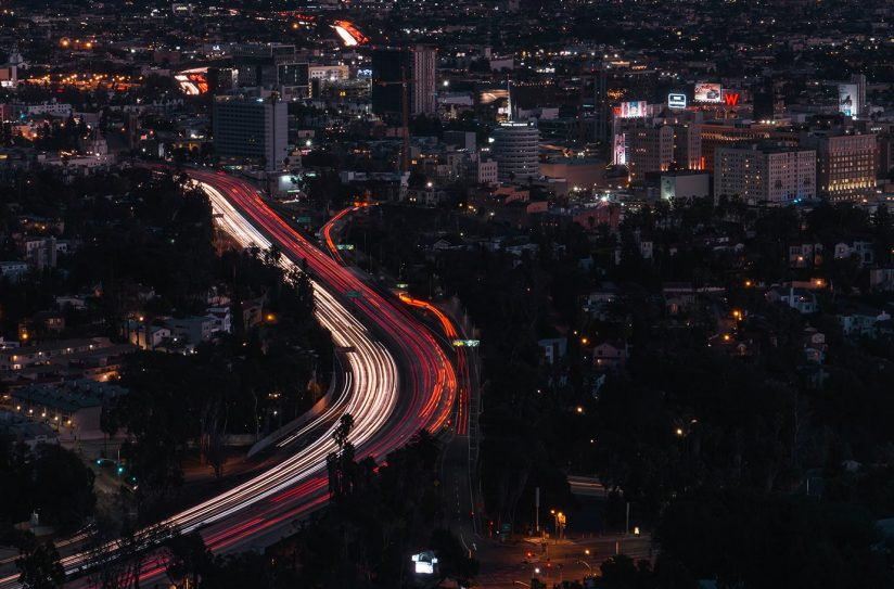 Photo: Why L.A. traffic is so bad in the evening