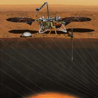 InSight mission to Mars