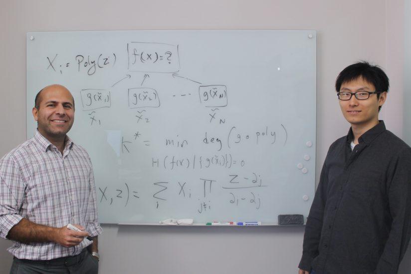 Coded Computing USC Qian Yu