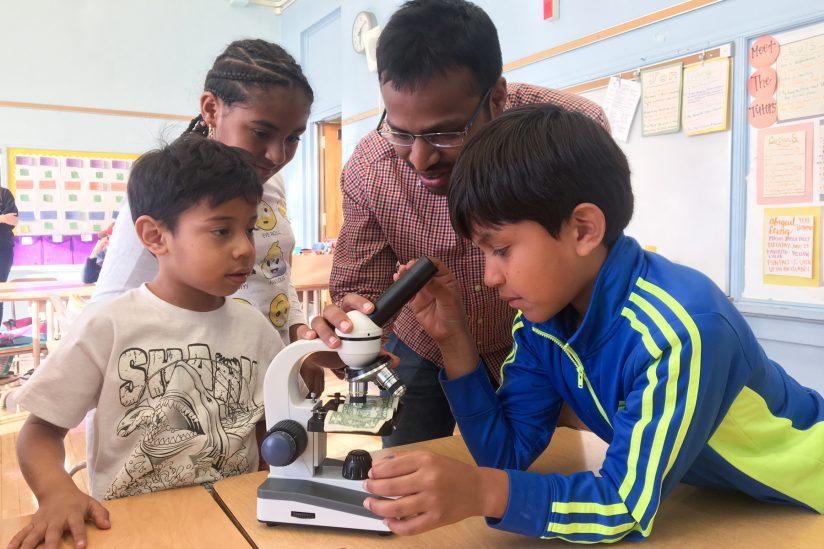 Explaining cancer to kids: Wonderkids Cancer Initiative at USC JEP
