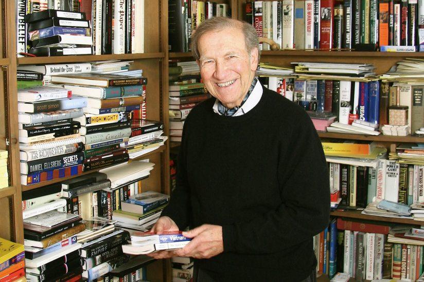 Photo: Murray Fromson obituary