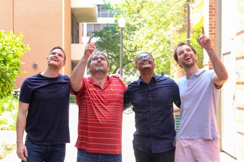 students take UFO course analyzing data